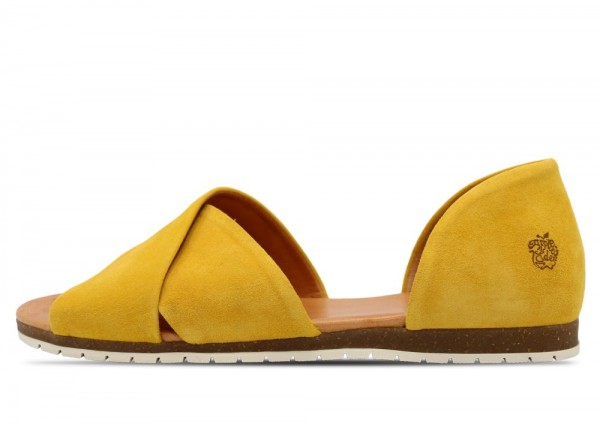 Apple of Eden Chiusi 23.1 SS20-CHIUSI 23.1 YELLOW