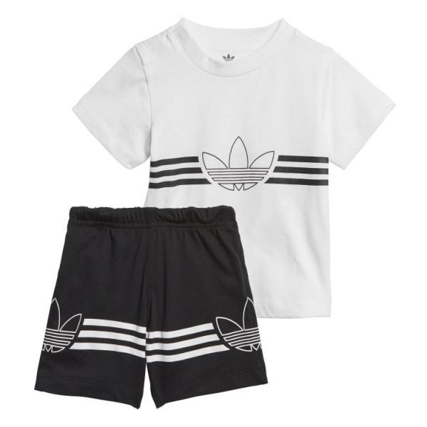 adidas Outline Tee Set