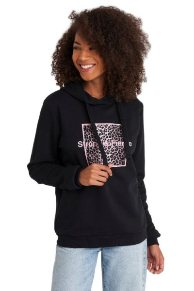 NA-KD Strong and Fierce Hoodie