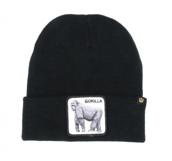 Goorin Knit Hat Gorilla Save Me