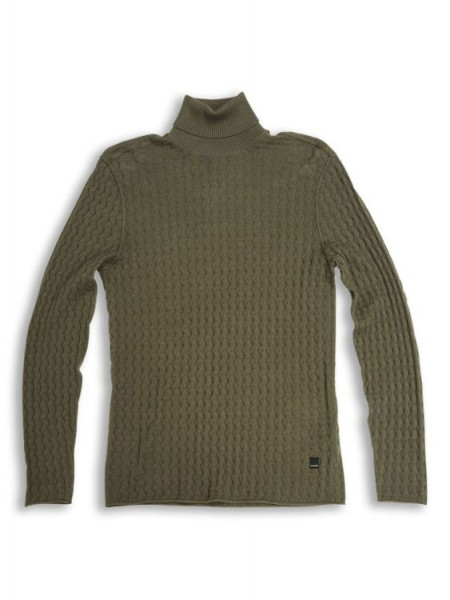 Gabba Rune Roll Neck