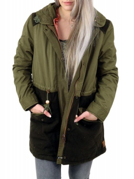 Scotch & Soda Winter Parka Hood
