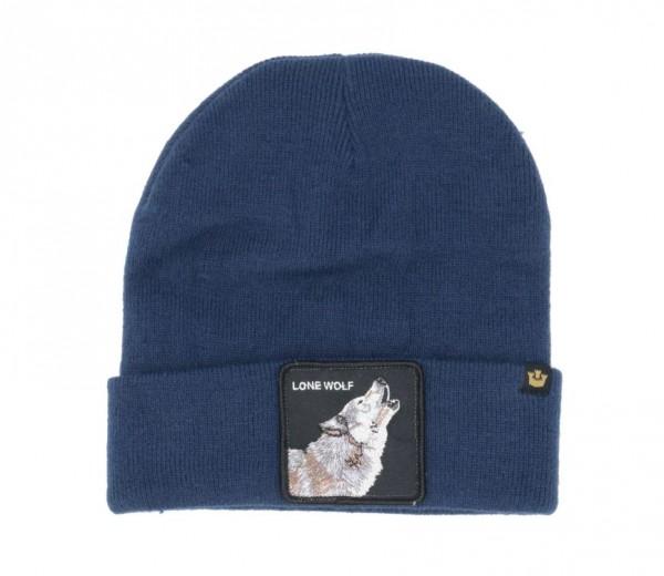 Goorin Knit Hat Wolf Man
