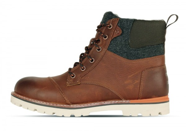 Toms Ashland Waterproog Brown