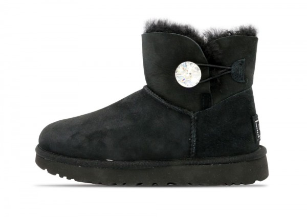 UGG Mini Bailey Button Bling Classic Boot
