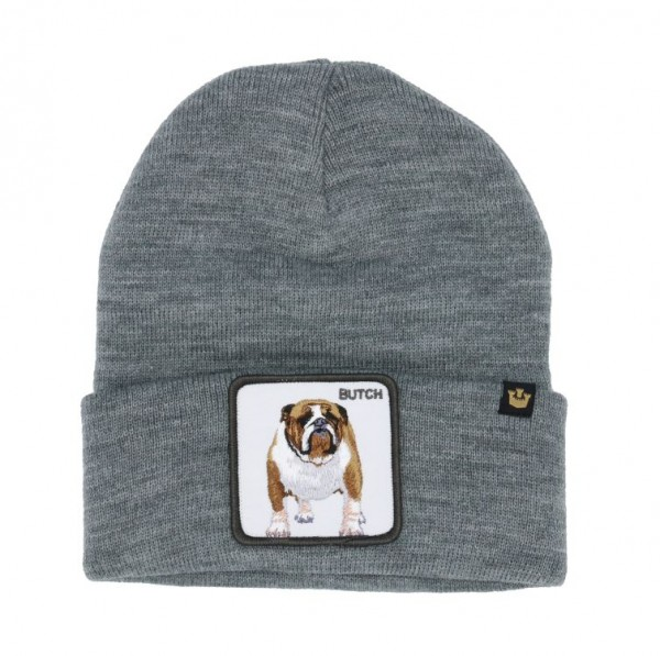 Goorin Knit Hat Tough Dog