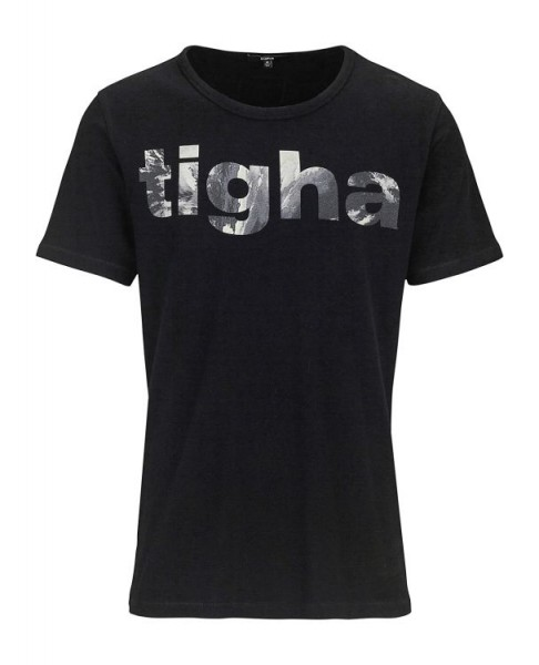 tigha Logo Waves MSN Shirt