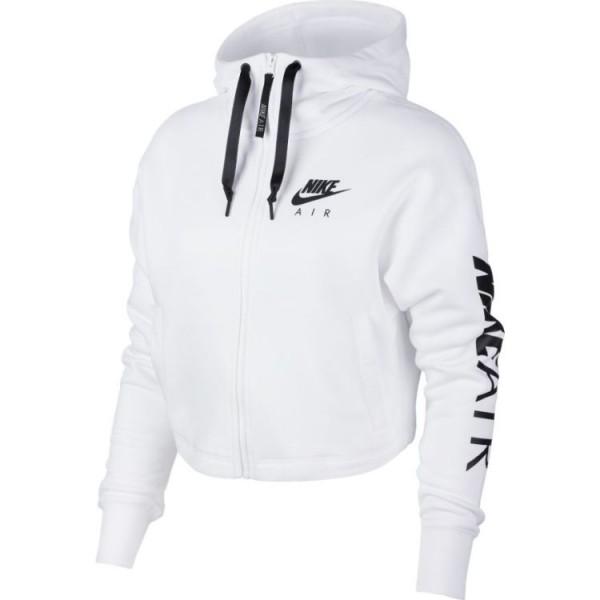Nike Air Hooded Full Zip LS Top