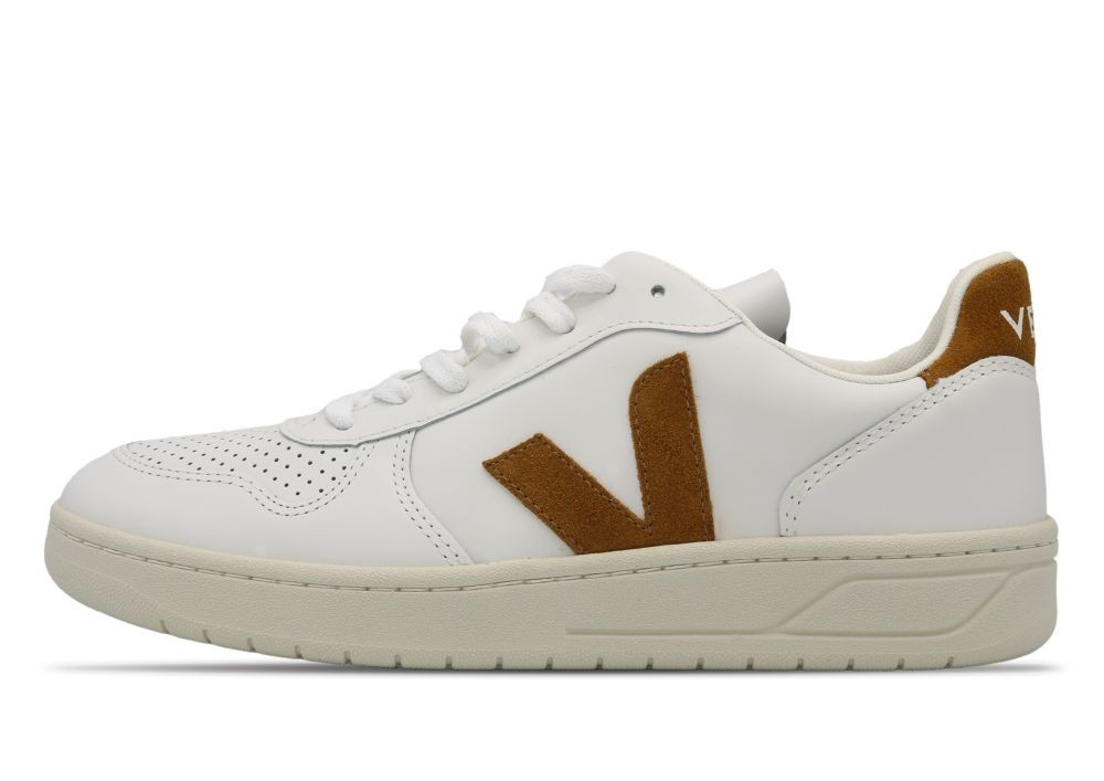 Veja  V-10  women's Shoes (Trainers) in White - VX022652