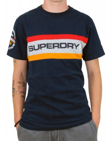 Superdry Trophy Chest Band Tee