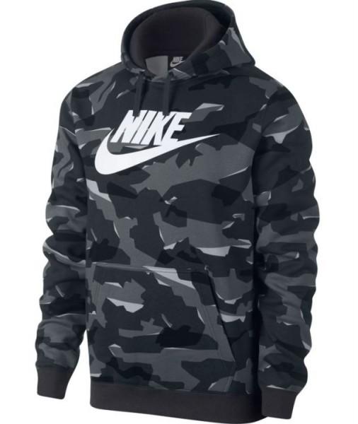 Nike SW Camo Hoodie