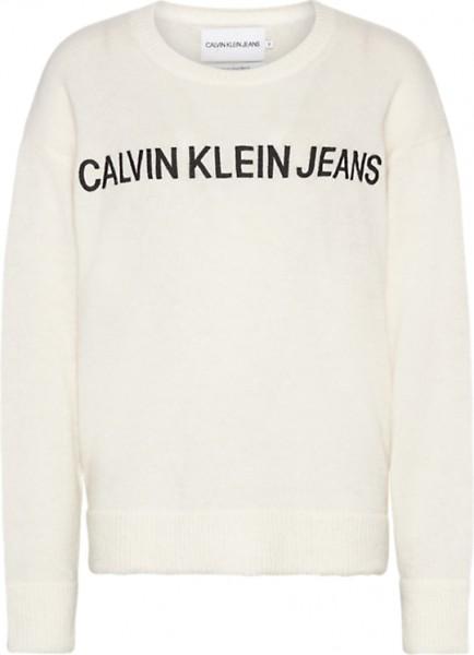 Calvin Klein Alpaca Blend Logo
