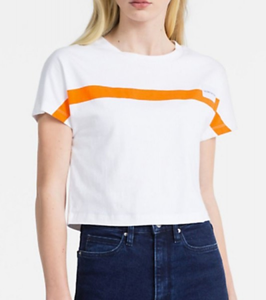 Calvin Klein Placement Stripe SLI