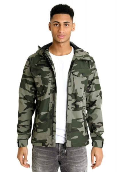Chasin´ Lewis Camo Jackets