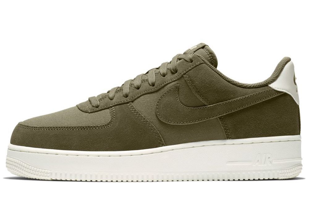 Nike Air Force 1 '07 Suede | AO3835 200 | JNS | Sneaker Streetwear Online Shop