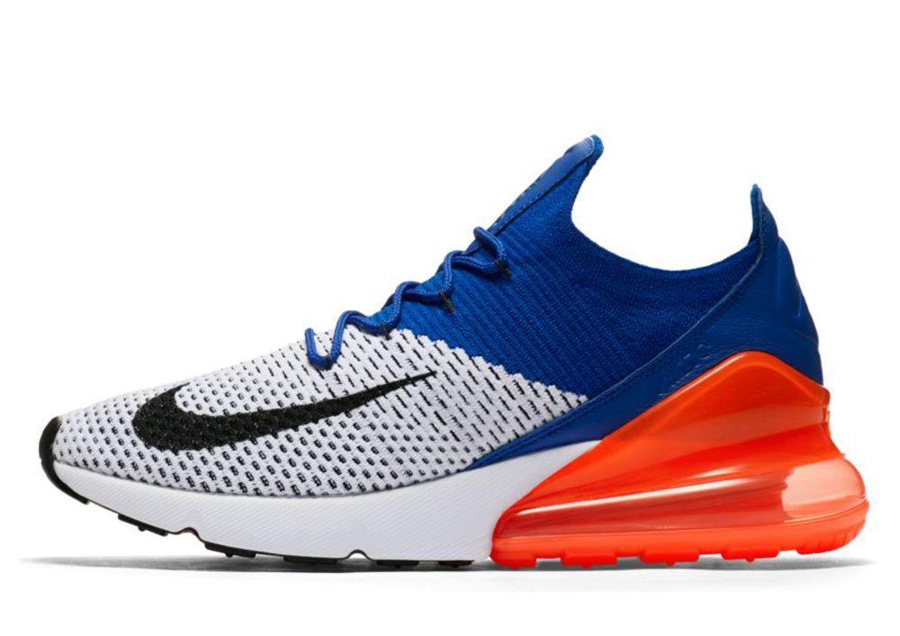 Nike Air Max 270 Flyknit   AO1023 101   JNS   Sneaker Streetwear Online Shop