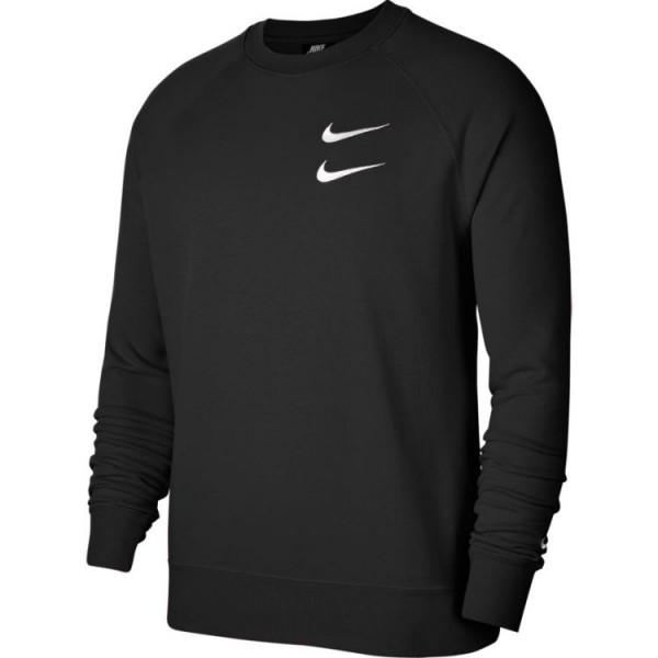 Nike Swoosh French Terry Crew Sweat