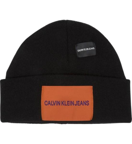 Calvin Klein Patches Beanie M